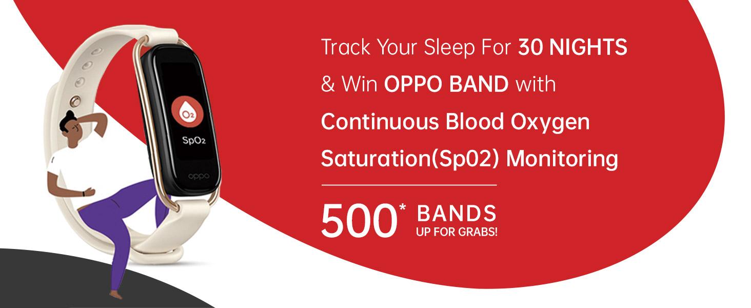 Oppo Band Banner