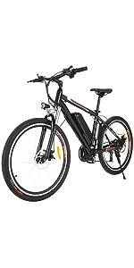 """26""""Bicicletta Elettrica"""