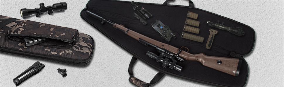 camo soft gun case
