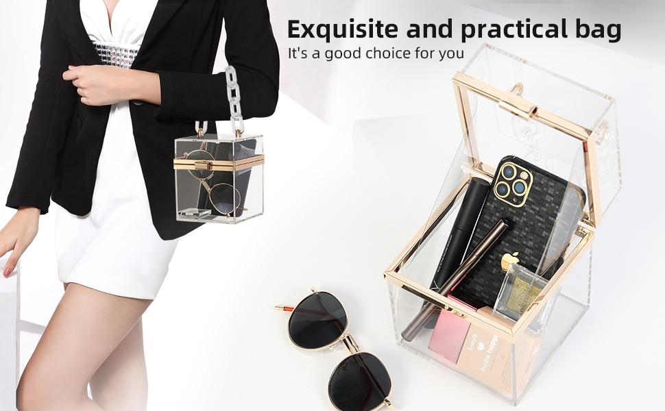 Exquisite and practical bag