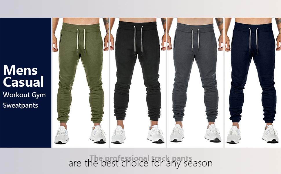 Fashion Athletic Joggers Pants