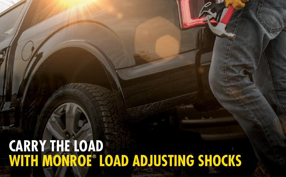 Monroe Load Adjust Shocks Module 4