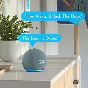 smart lock front door
