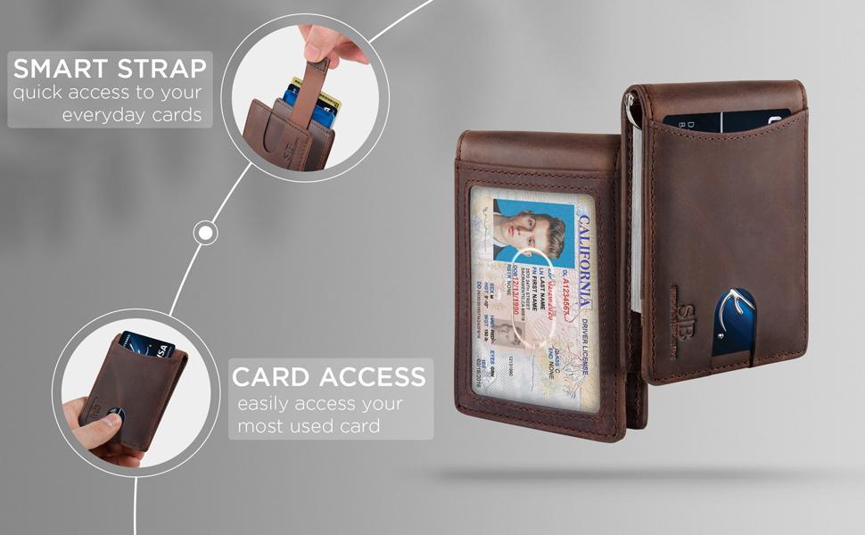 card wallet, billeteras de hombres, mens leather wallet, carteras para hombres, credit card