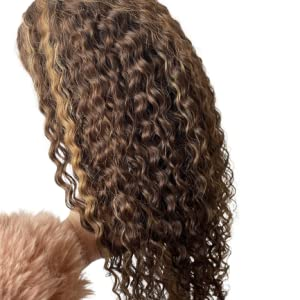 highlight human hair 3