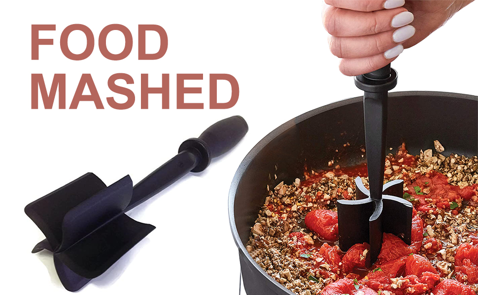 and provides just the right fit for making salads, jams, shakes, mashed potatoes, and more.