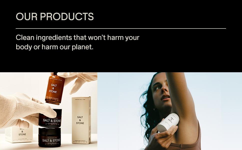Salt amp;amp; Stone Products