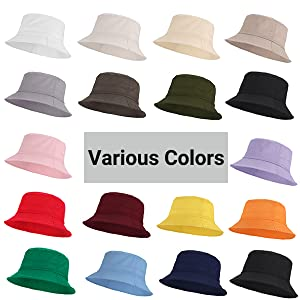 Various Colors for you to choose