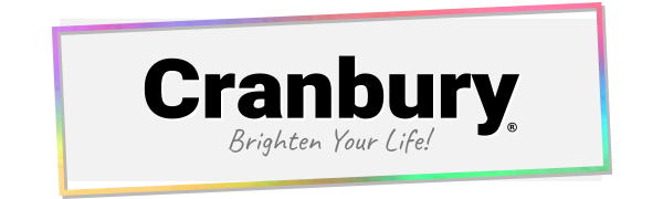 Cranbury presentation binders - Brighten Your Life!