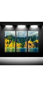 travel pictures for wall, landscape picture, nature scenery artwork for wall, canvas painting print