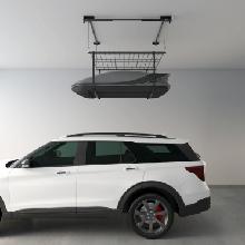 Cargo Box Overhead Garage Storage