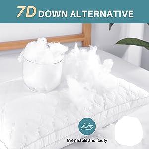 7D down alternative filling