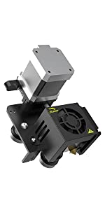 ender 3 pro direct drive upgrade kit with backplate wheels motor