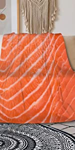 Salmon Blanket