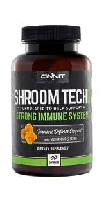 Onnit Shroom Tech Immune