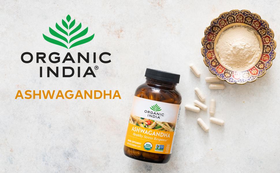ashwagandha tea root powder pills capsules extract tablets herb himalaya thyroid