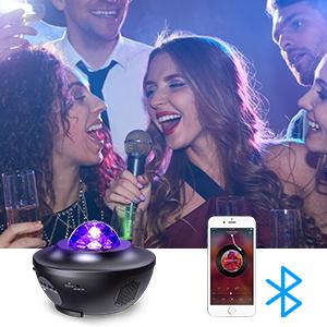 Contrôle du disque U du téléphone portable Bluetooth