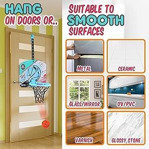 mini hoop, basketball stuff, over the door basketball hoop indoor, basketball hoop for door
