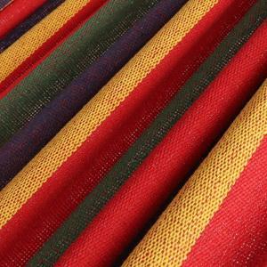 cotton hammock-red