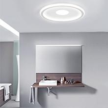 Dimmbar LED Deckenlampe Panel Rund Led Deckenlampe dimmbar