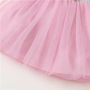 4 layered mesh tutu dress