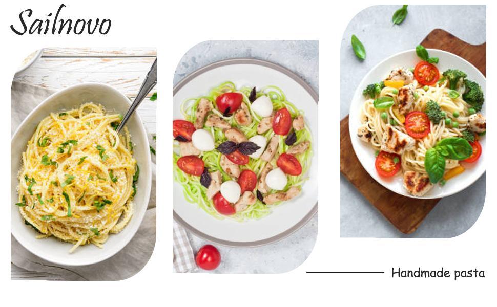 Pasta maker  Perfect for Spaghetti, Fettuccini, Lasagna or Dumpling Skins