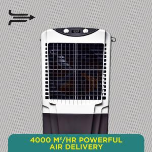 4000 M3/HR Powerful Air Delivery