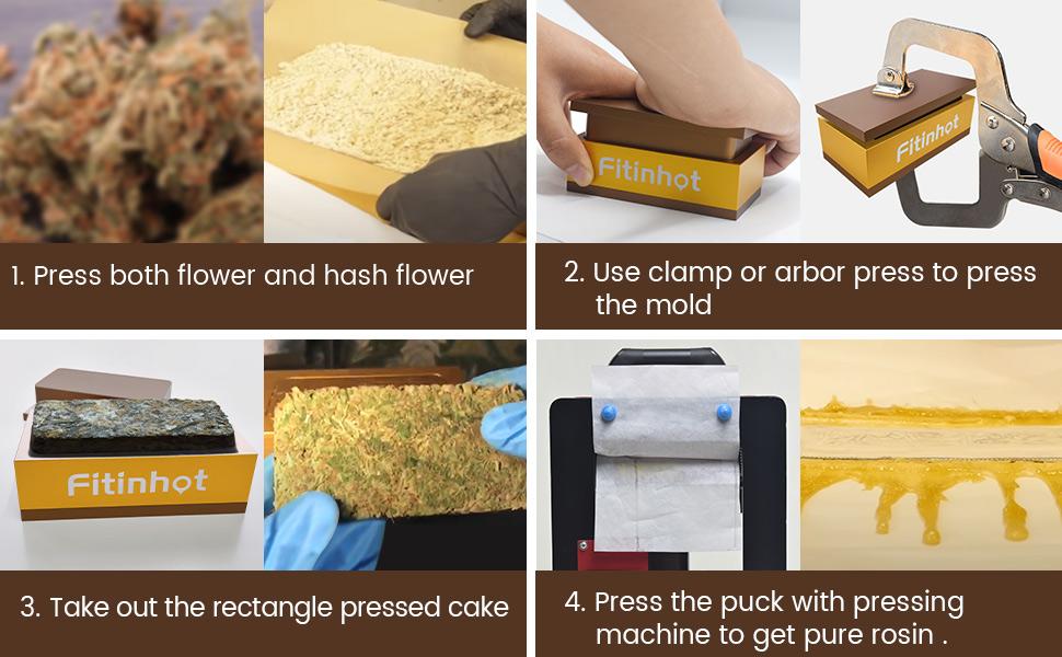 pre-press mold