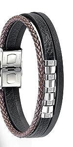BoAn Leather Bracelet