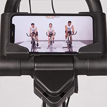 Whtor Indoor Fitness Bike Phone Holder