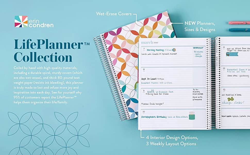 LifePlanner Collection