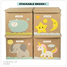Stackable Design Makes Organizing Easy!