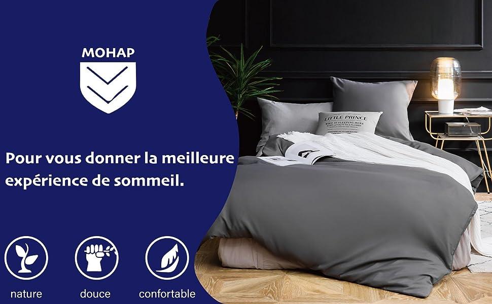 MOHAP est fier de fabriquer des produits ménagers de haute qualité.