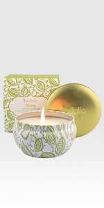 Coconut Limeade Scented Candle