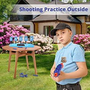 shooting  targets for nerf