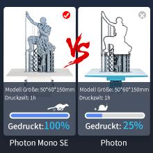 Anycubic Photon Mono SE SLA/LCD Hochgeschwindigkeits-3D-Drucker