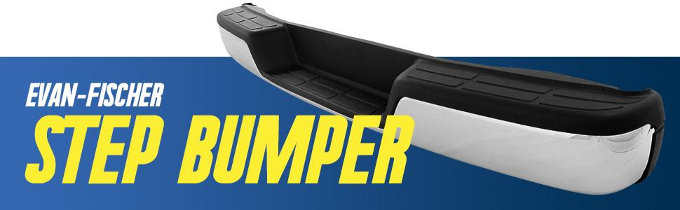 aftermarket replacement step bumper stepbumper step bumpers