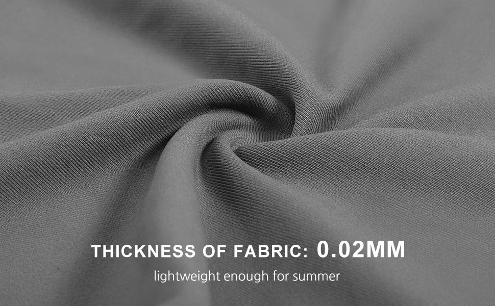 the fabric is so soft and lightweight
