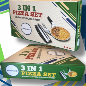 3 in 1 Pizza Gift Set