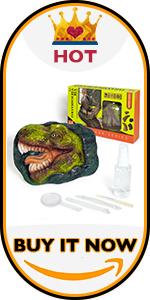 Dinosaur Digging Toy