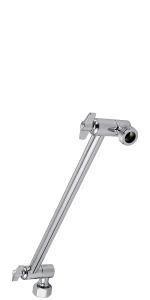 shower arm extension