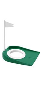 Plastic Golf Practice Putting Cup