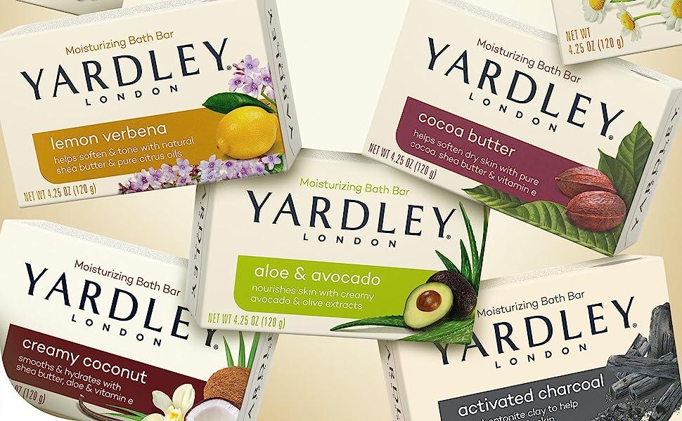 Yardley Products