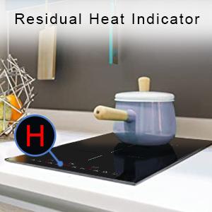residual heat indicator