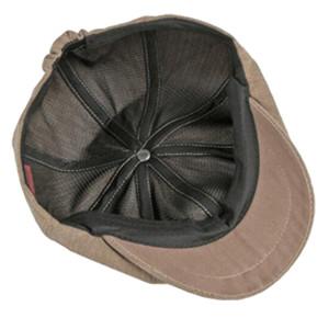 light weight newsboy cap for men