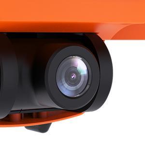 Dual cameras foreasy shooting
