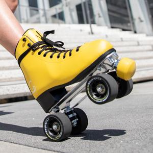 C7skates Cseven skates Dark Magic Quad skate