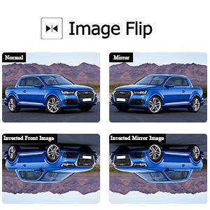 image flip