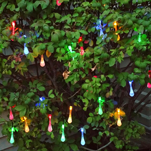 Outdoor Solar String Lights