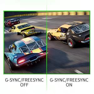 PS5 FreeSync monitor